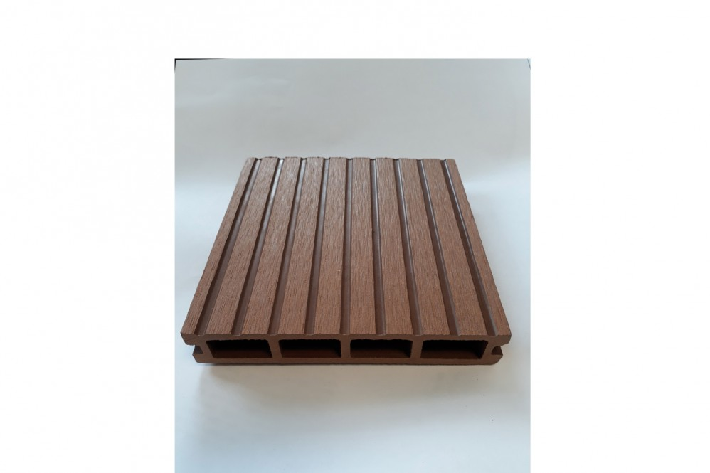WPC-Diele STD DuoWood Havanna 146 x 25 x 5000 mm